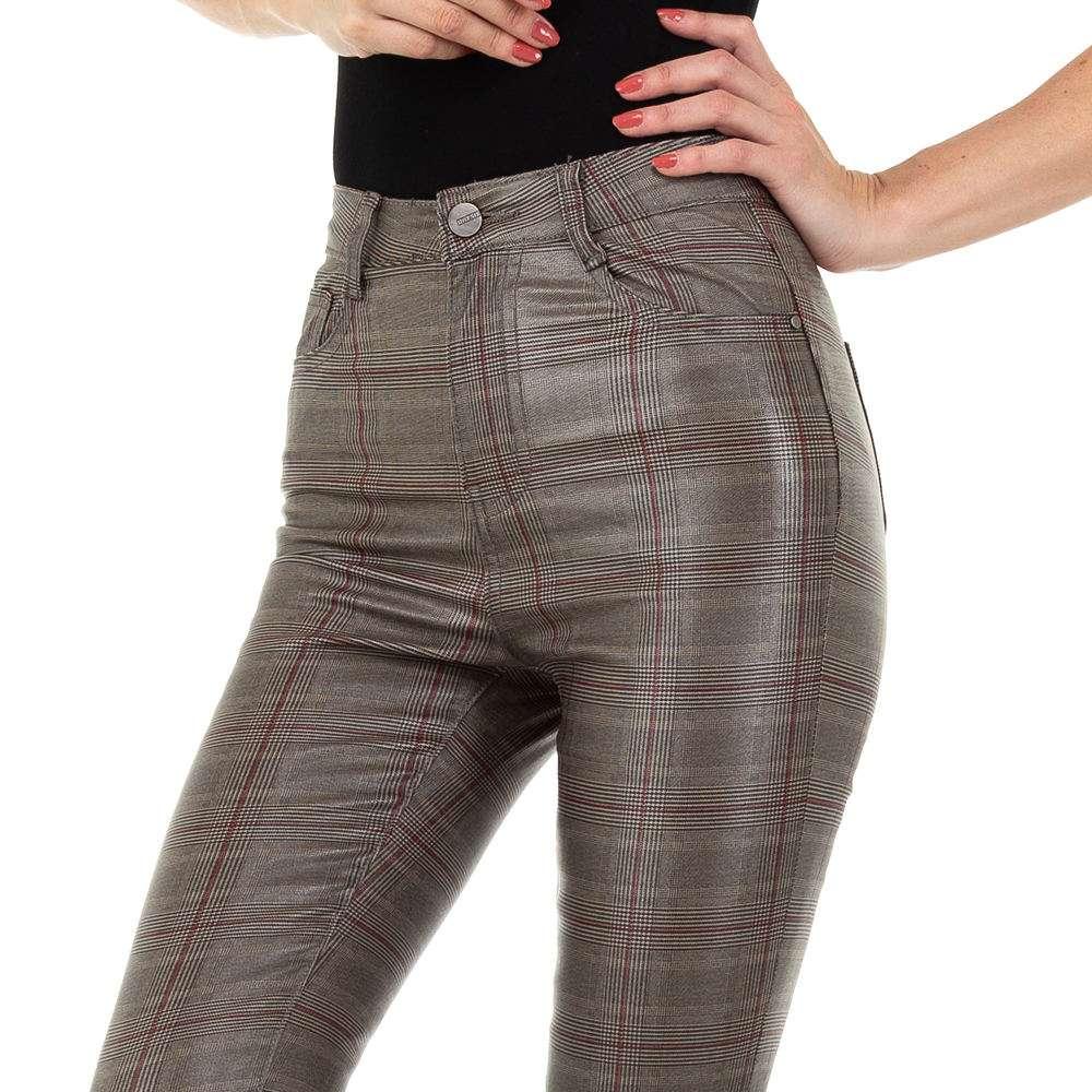 Pantaloni de dama de la Daysie - gri - image 4