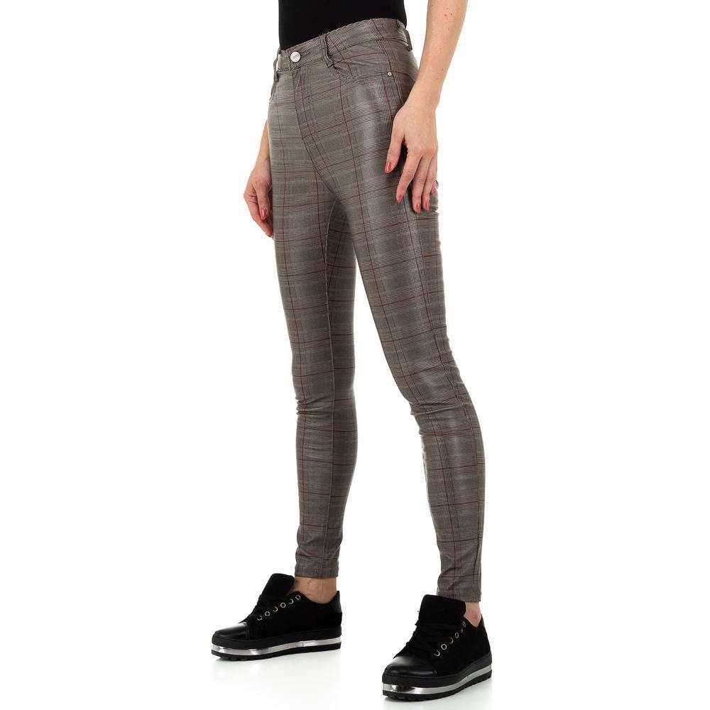 Pantaloni de dama de la Daysie - gri - image 5