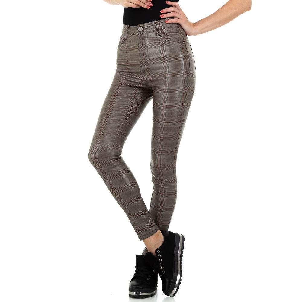 Pantaloni de dama de la Daysie - gri - image 6