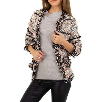 Damen Strickjacke von Glo Story - rose