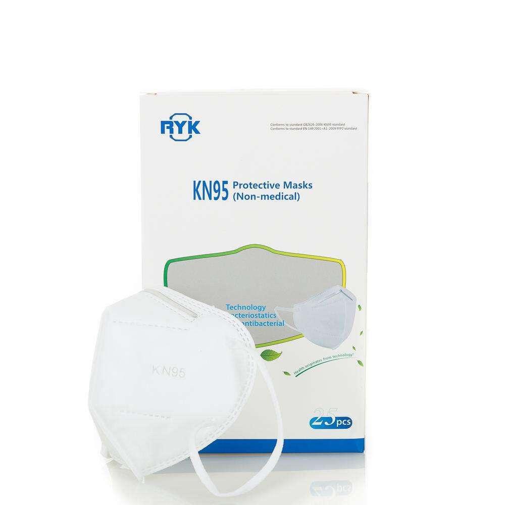 Mască de protecție pentru gură - 25 St% FCck% 2Fpieces - KN-95