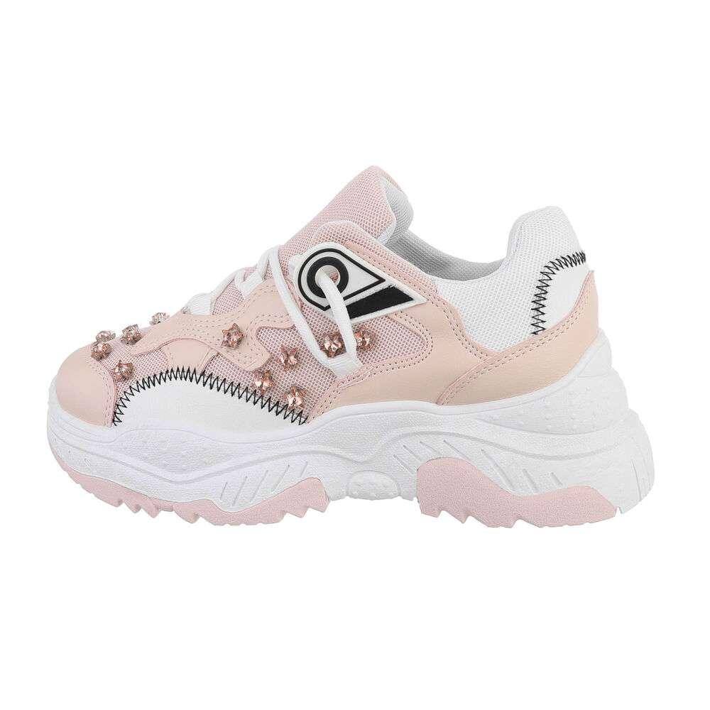 Adidași sport pentru femei - roz - image 1