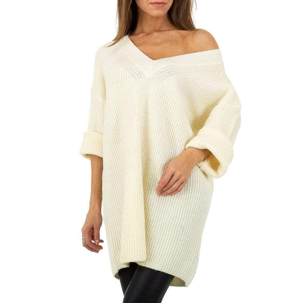 Pulover pentru femei by JCL Gr. O singură mărime - alb - image 1
