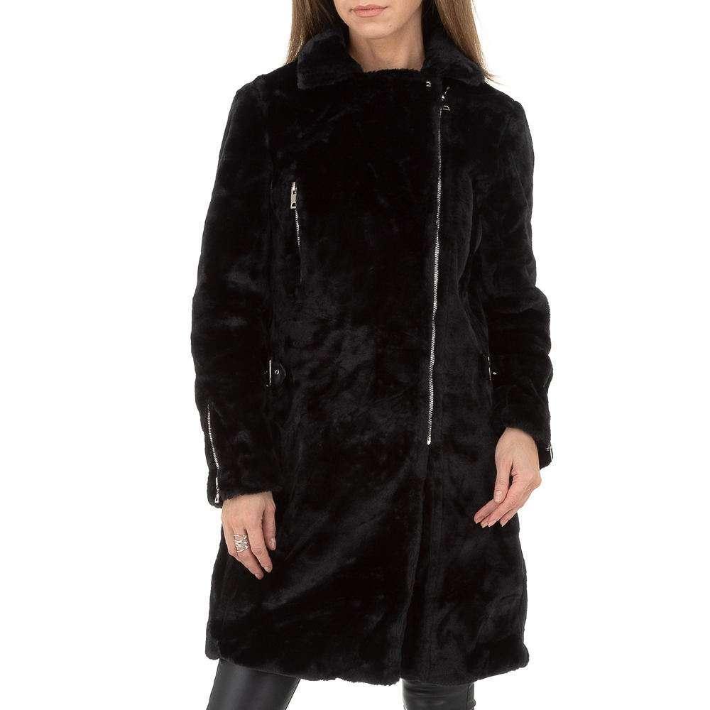 Palton pentru femei by JCL - negru - image 5
