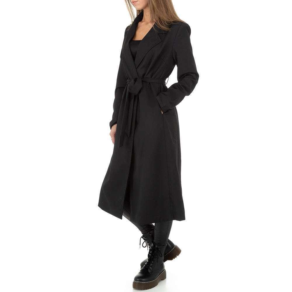 Palton pentru femei by JCL - negru - image 2