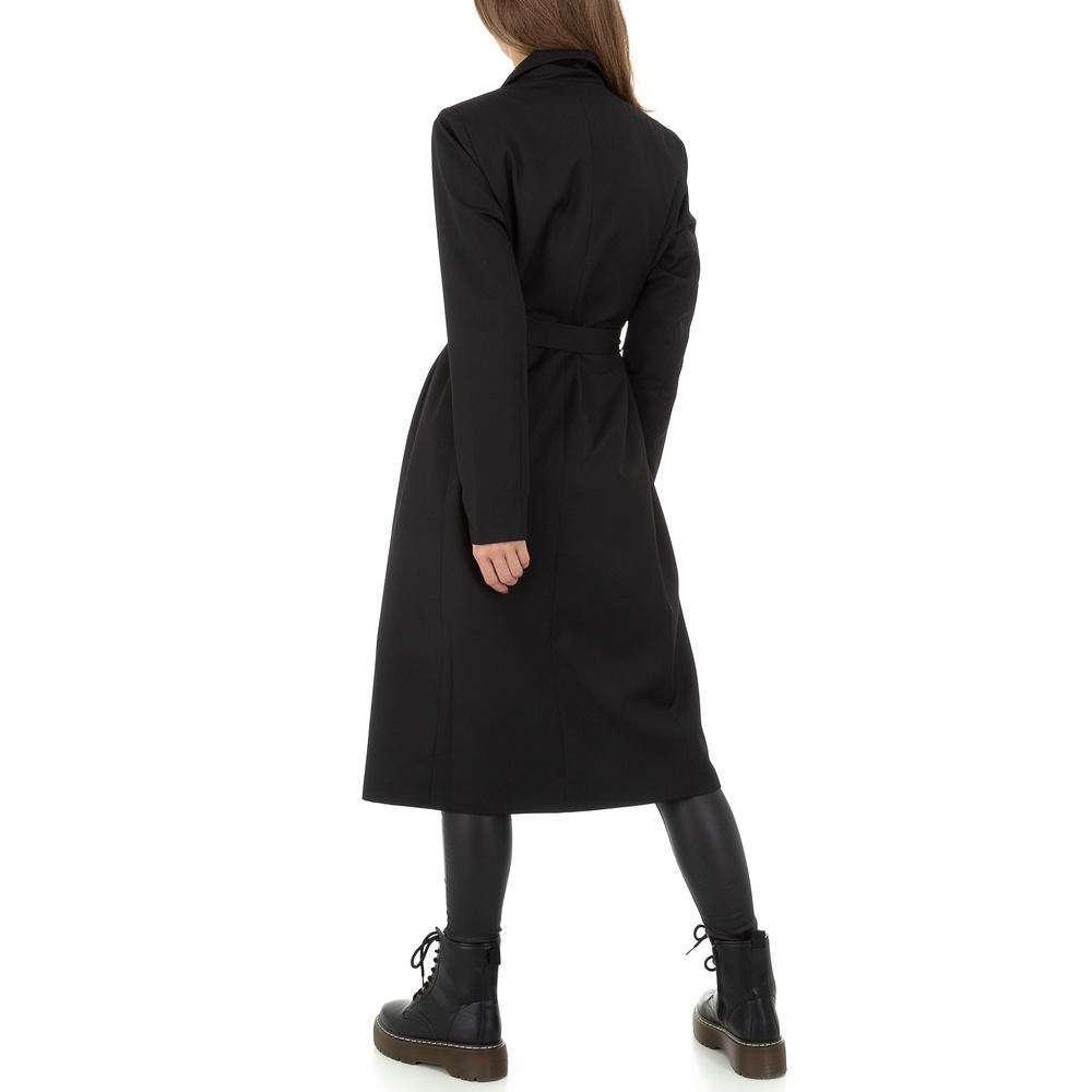 Palton pentru femei by JCL - negru - image 3