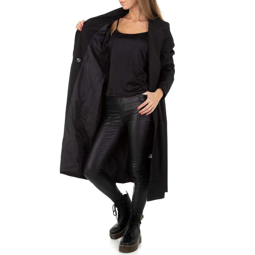 Palton pentru femei by JCL - negru - image 6