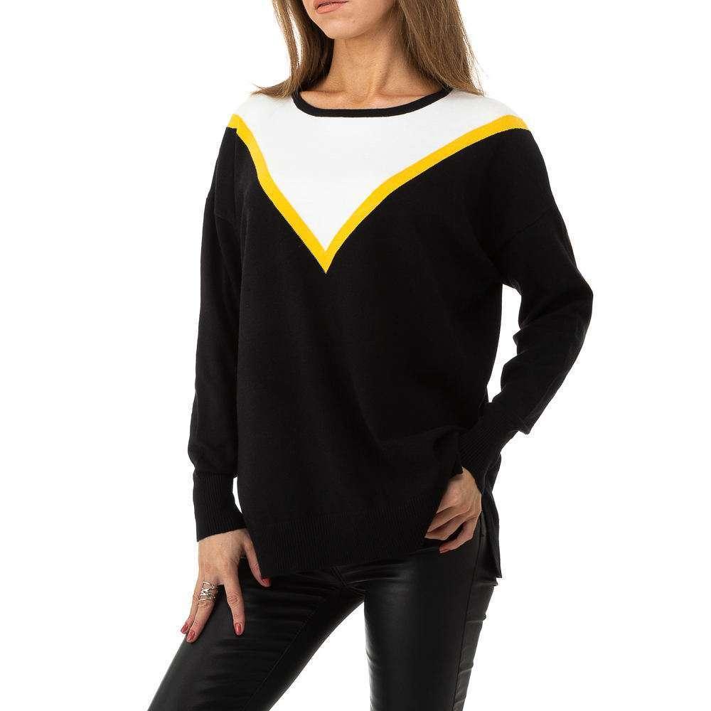 Pulover pentru femei by JCL - negru - image 1