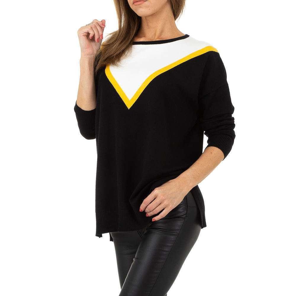 Pulover pentru femei by JCL - negru - image 4