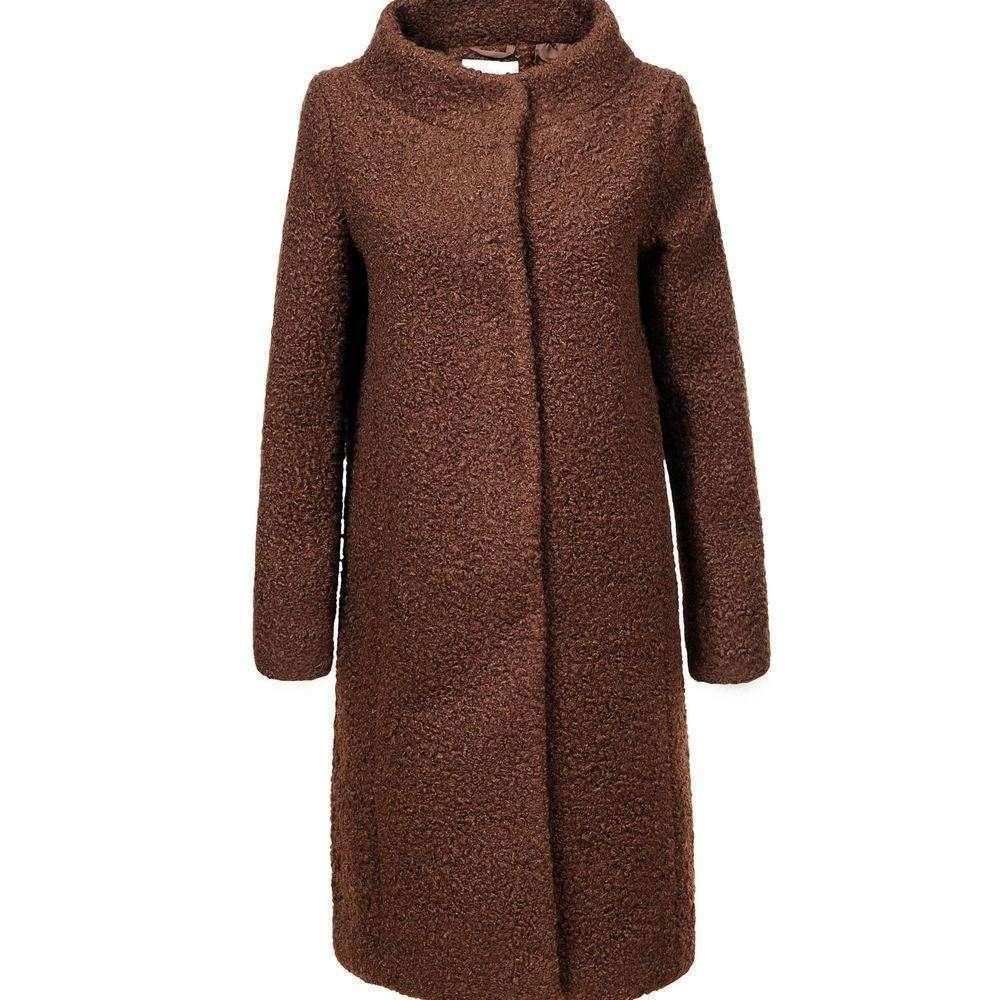 Palton de dama de la Glo storye - kaki