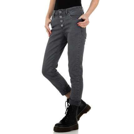 Damen Jeans von M.Sara Denim  -  grey