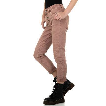 Damen Jeans von M.Sara Denim  -  rose