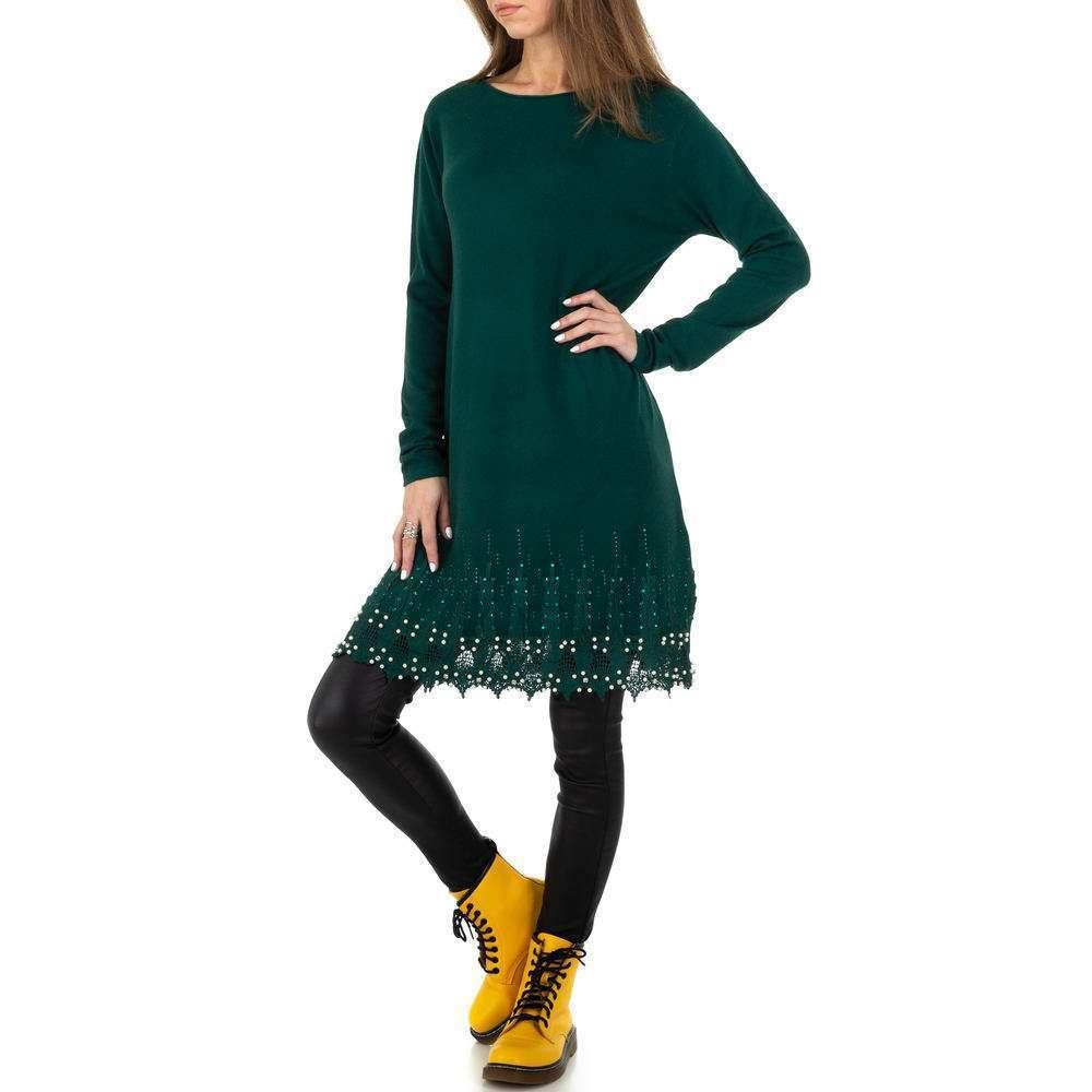 Pulover pentru femei de la Whoo Fashion Gr. O mărime - verde