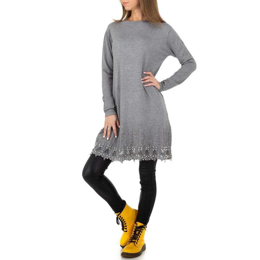 Pulover pentru femei de la Whoo Fashion Gr. O singură mărime - gri - image 1