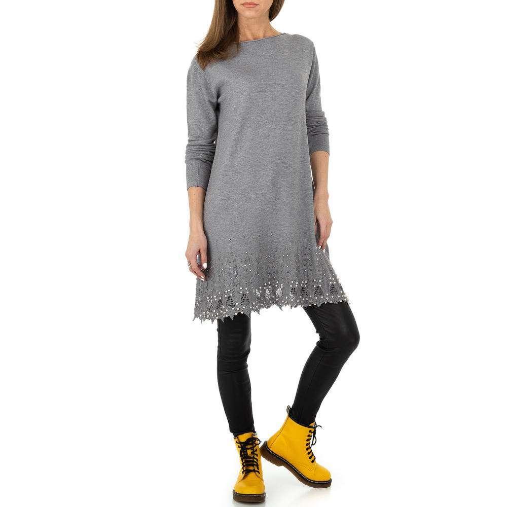 Pulover pentru femei de la Whoo Fashion Gr. O singură mărime - gri - image 5