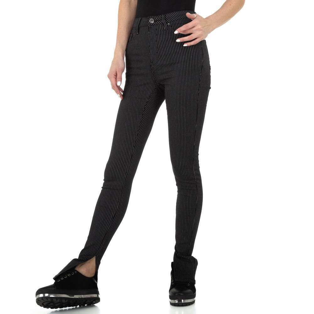 Pantaloni femei Laulia - negri - image 1