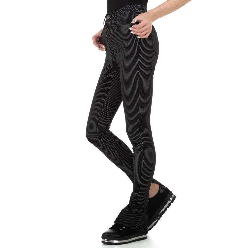 Pantaloni femei Laulia - negri - image 2