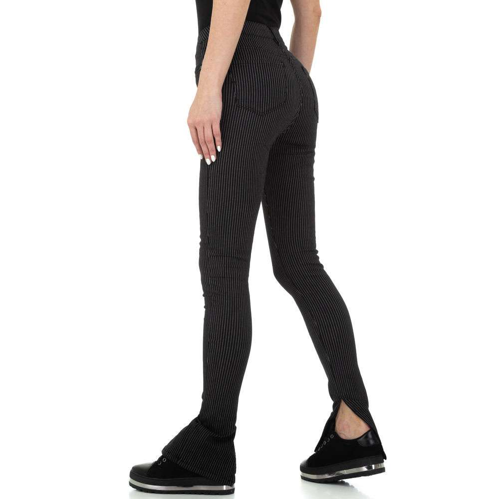 Pantaloni femei Laulia - negri - image 3