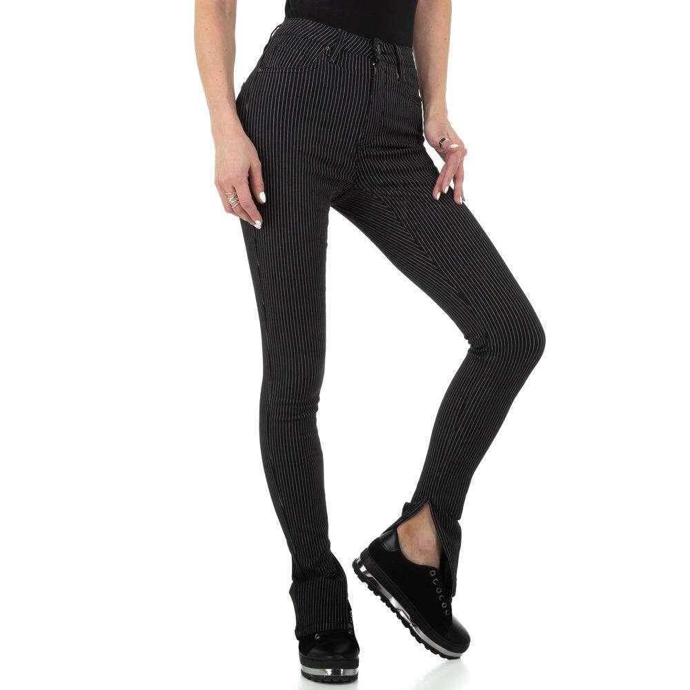 Pantaloni femei Laulia - negri - image 5