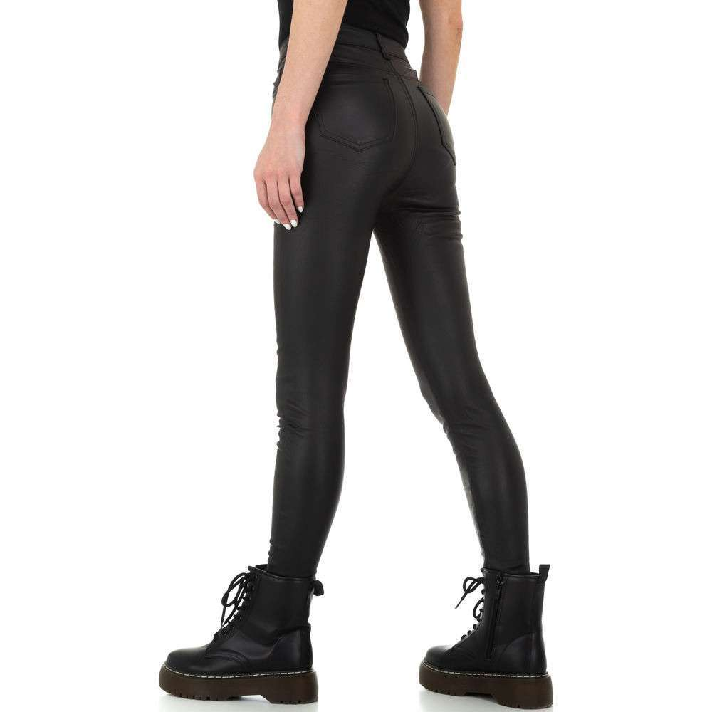 Pantaloni de dama de la Daysie - negru - image 3