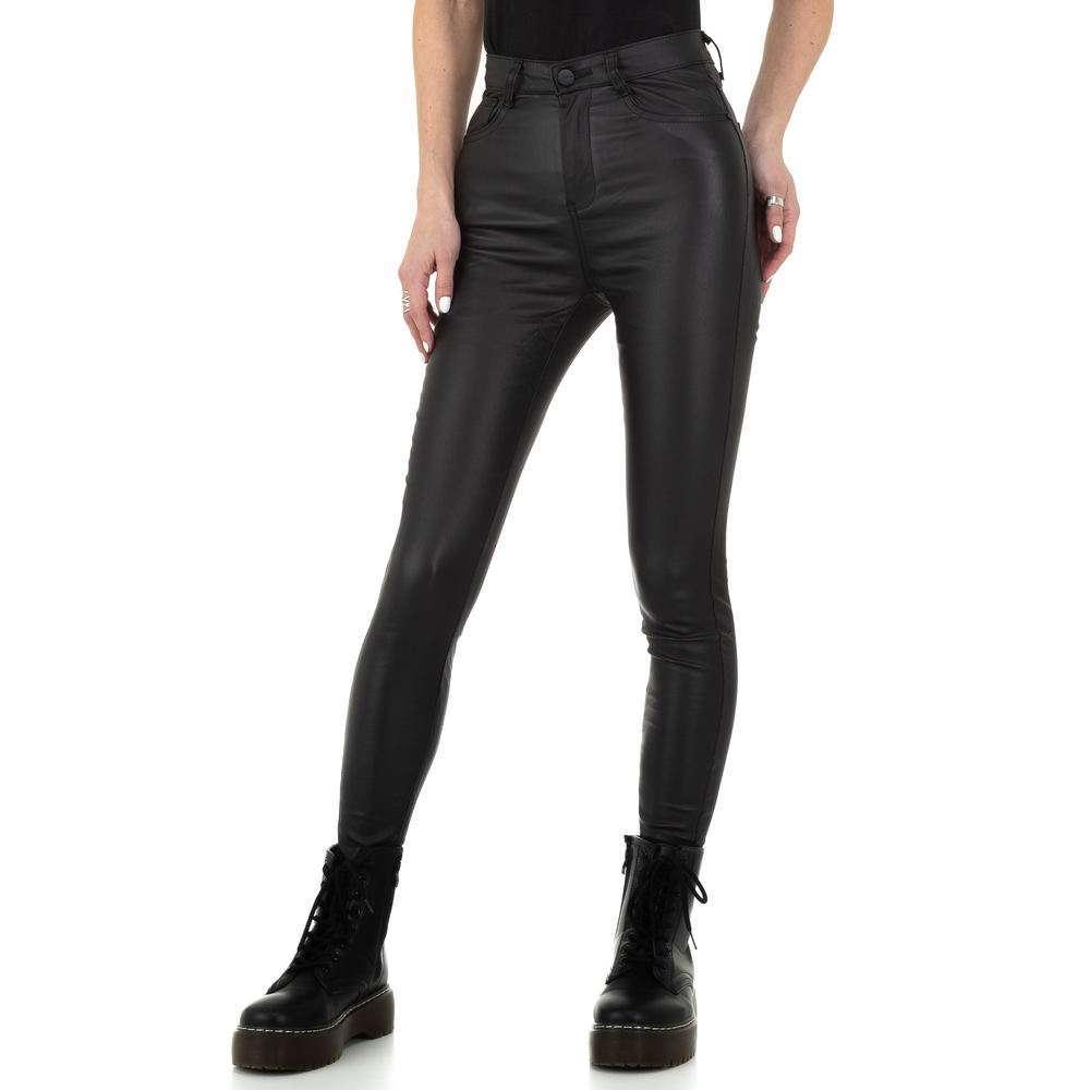 Pantaloni de dama de la Daysie - negru - image 5