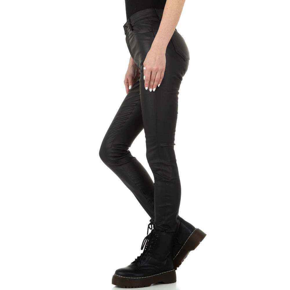 Pantaloni de dama de la Daysie - negru - image 2