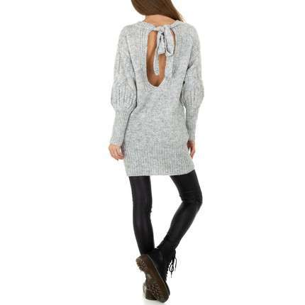 Damen Pullover von Shako White Icy Gr. One Size - grey