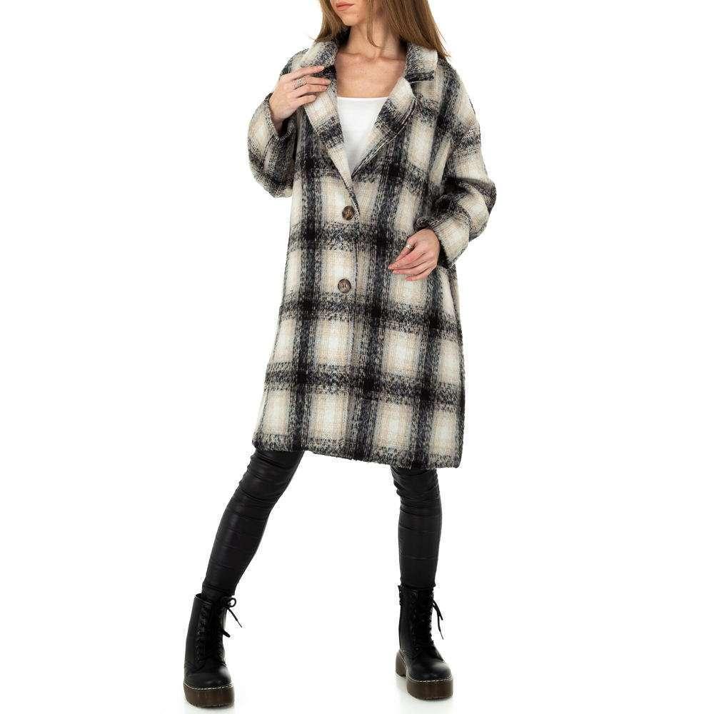 Palton de dama de la Shako White Icy - negru - image 1