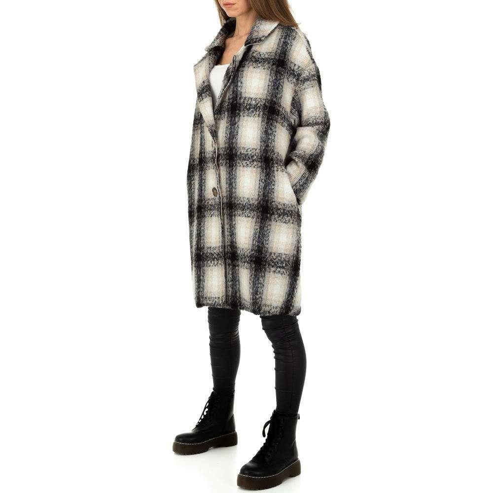 Palton de dama de la Shako White Icy - negru - image 2