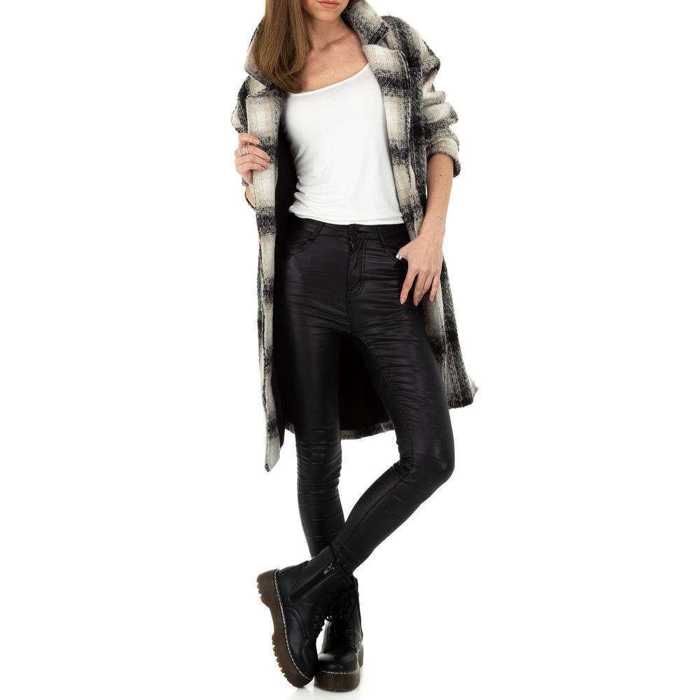 Palton de dama de la Shako White Icy - negru - image 6