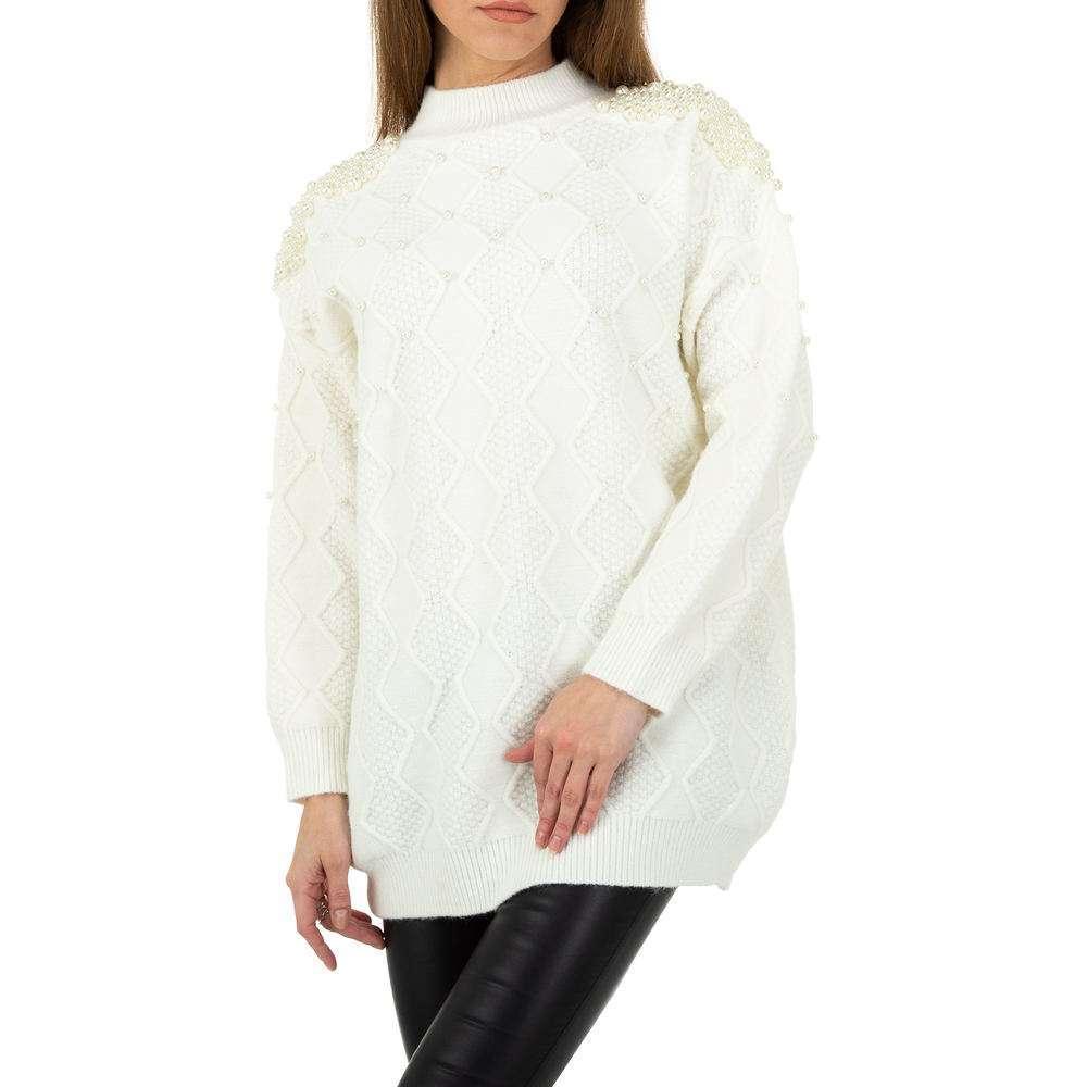 Pulover pentru femei de Shako White Icy Gr. O singură mărime - alb - image 1