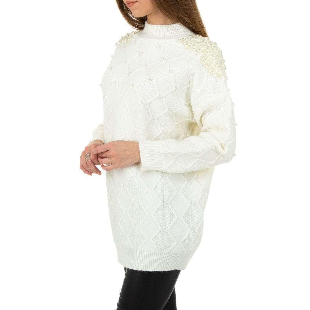 Pulover pentru femei de Shako White Icy Gr. O singură mărime - alb - image 2