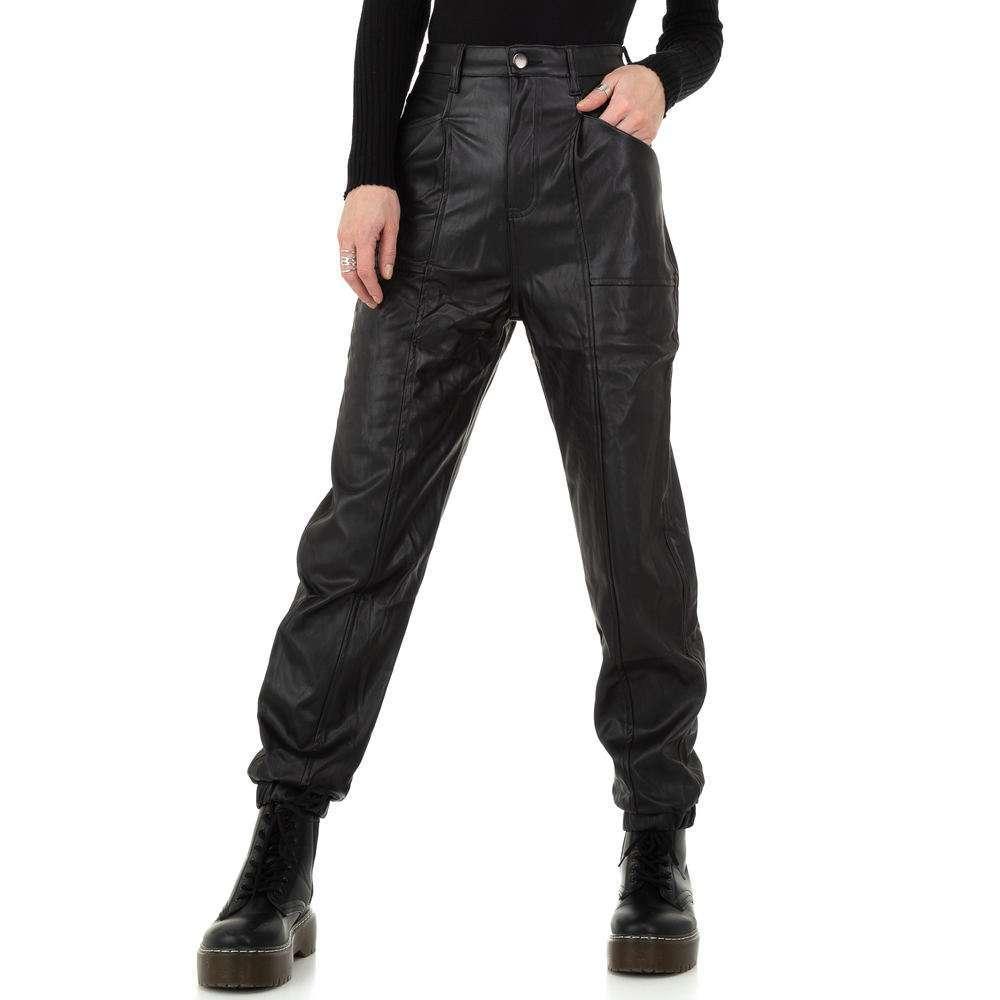 Pantaloni femei Laulia - negri