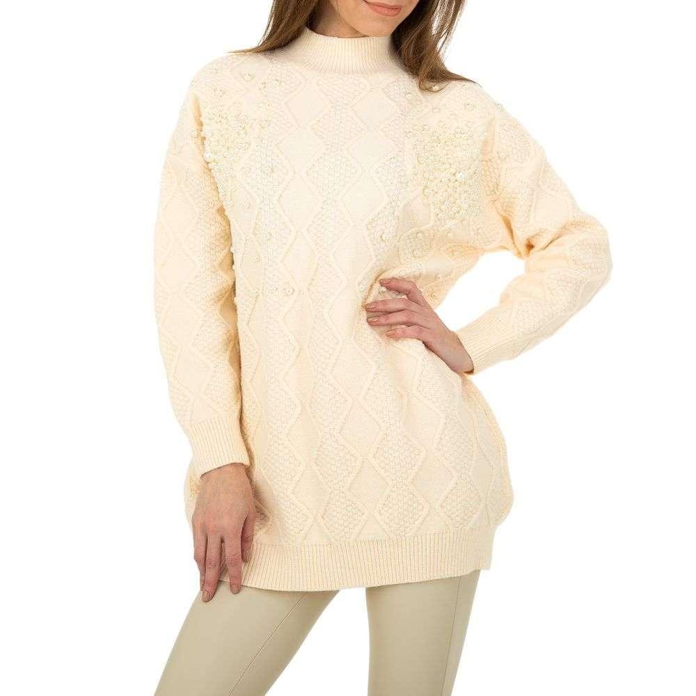 Pulover pentru femei de Shako White Icy Gr. O singură mărime - bej