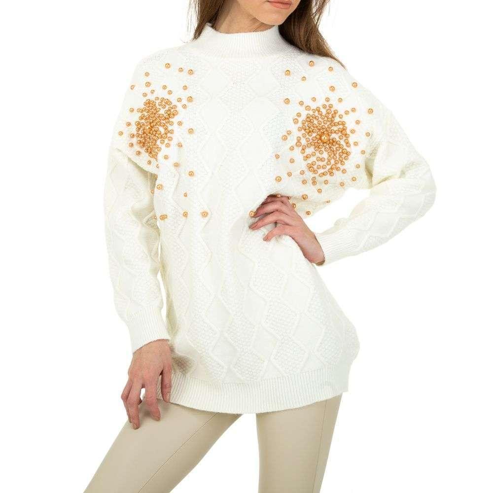 Pulover pentru femei de Shako White Icy Gr. O singură mărime - alb
