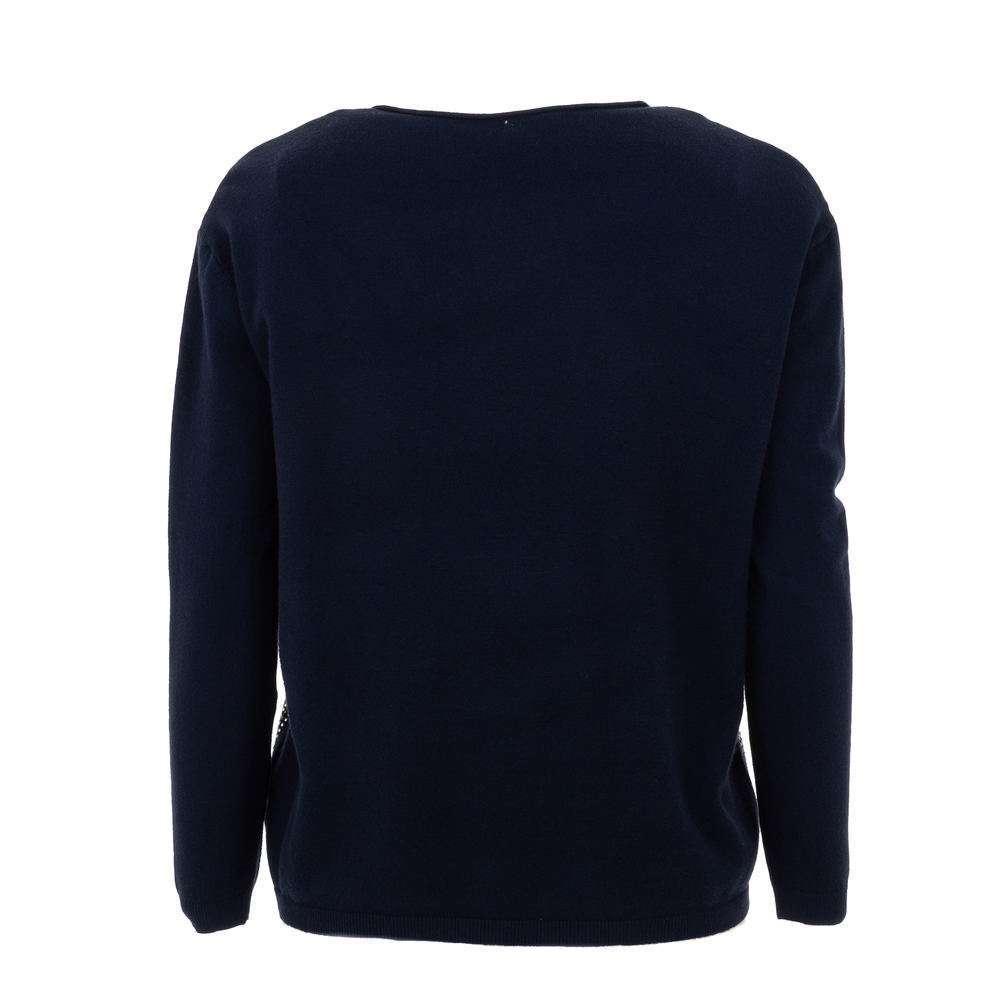 Pulover pentru femei de CMP55 Gr. O singură mărime - albastru închis - image 2