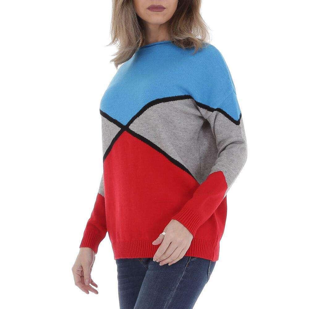 Pulover pentru femei de CMP55 Gr. O singură mărime - albastru - image 2