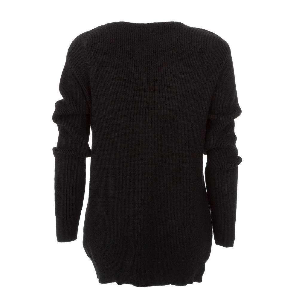 Pulover pentru femei de CMP55 Gr. O singură mărime - negru - image 2