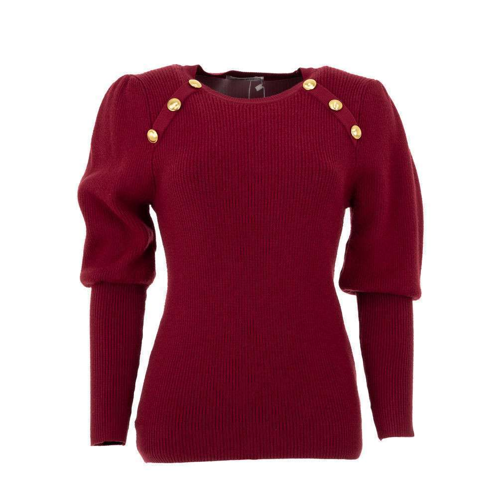 Pulover pentru femei de CMP55 Gr. O singură mărime - roșu - image 1