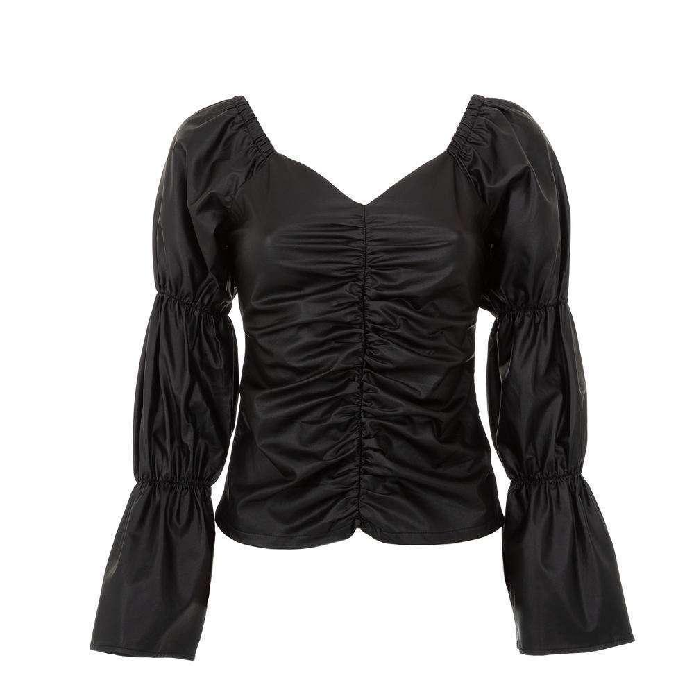 Bluză de damă de Drole de Copine - neagră