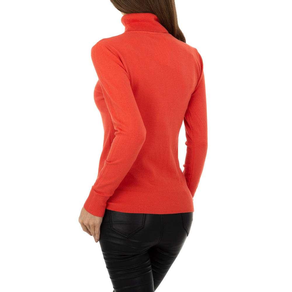 Pulover pentru femei de Glo storye - coral - image 3