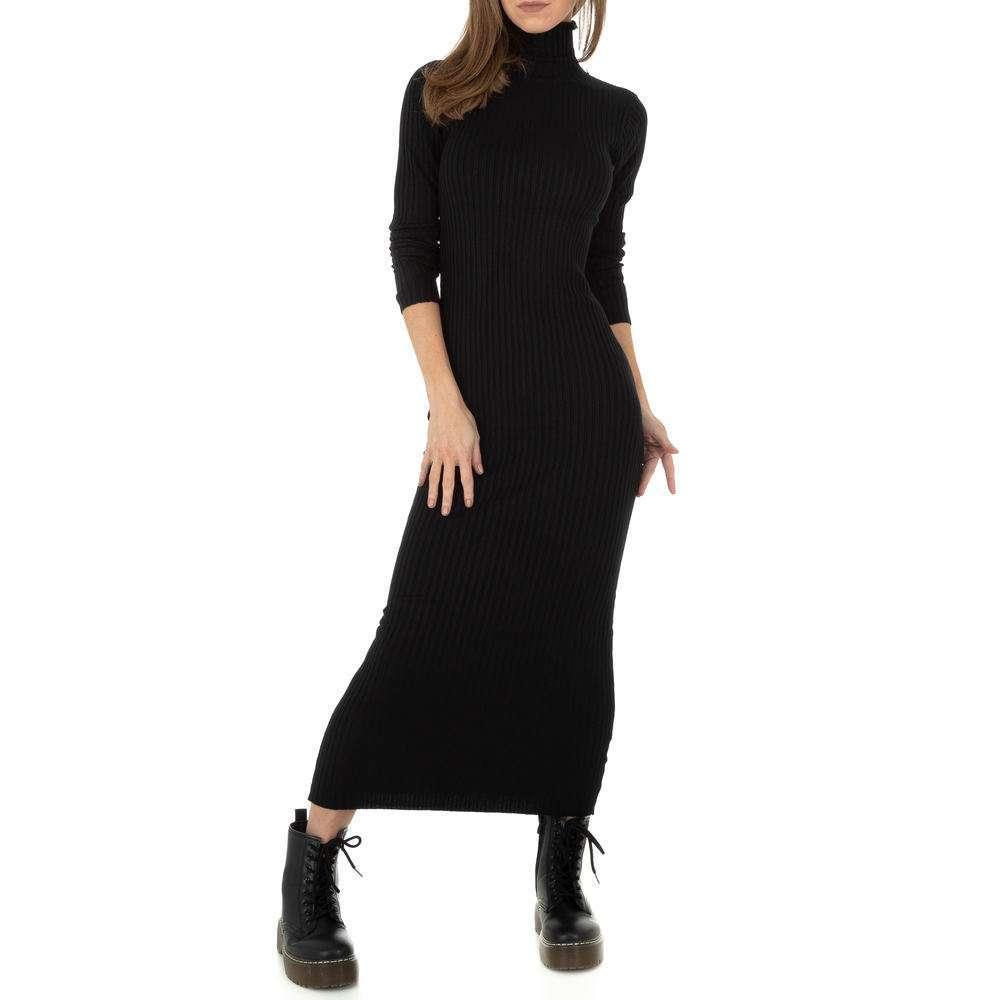 Rochie de damă Glo Story - neagră