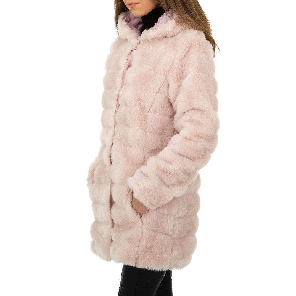 Palton pentru femei de Egret - roz deschis  - image 2