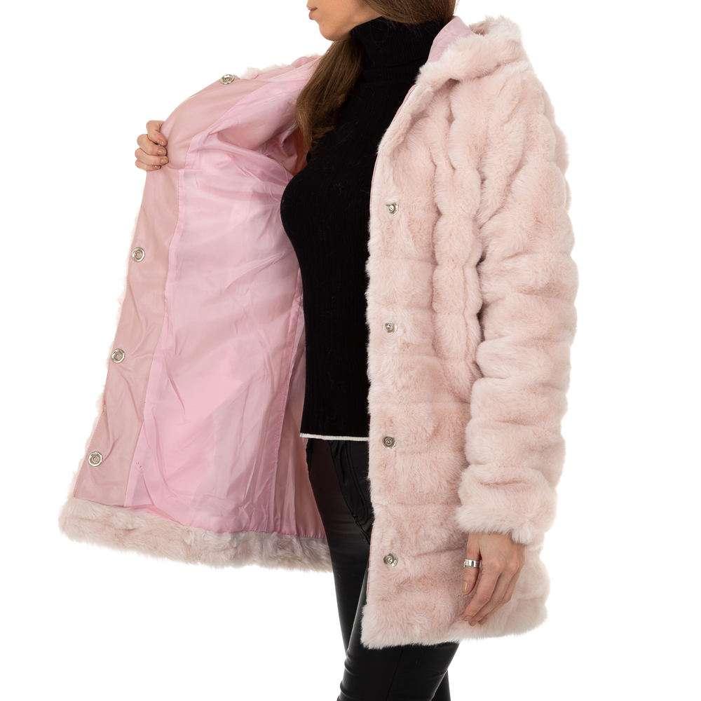 Palton pentru femei de Egret - roz deschis  - image 5
