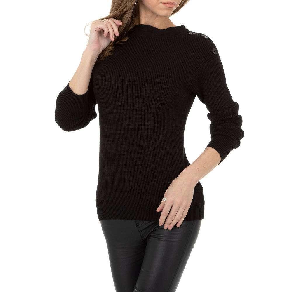Pulover pentru femei de la Metrofive - negru - image 4