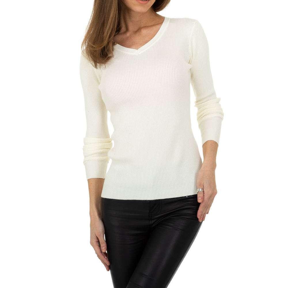 Pulover pentru femei de la Metrofive - alb - image 1