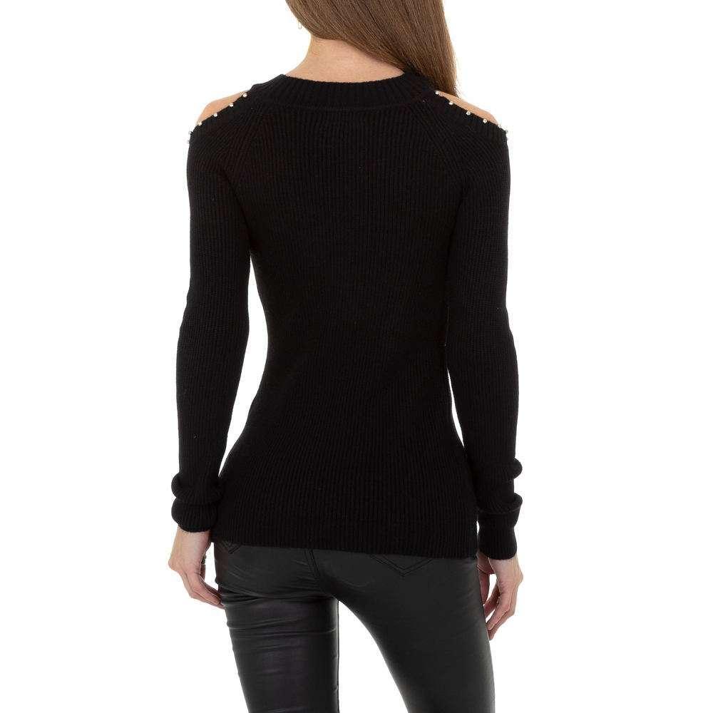 Pulover pentru femei de la Metrofive - negru - image 3