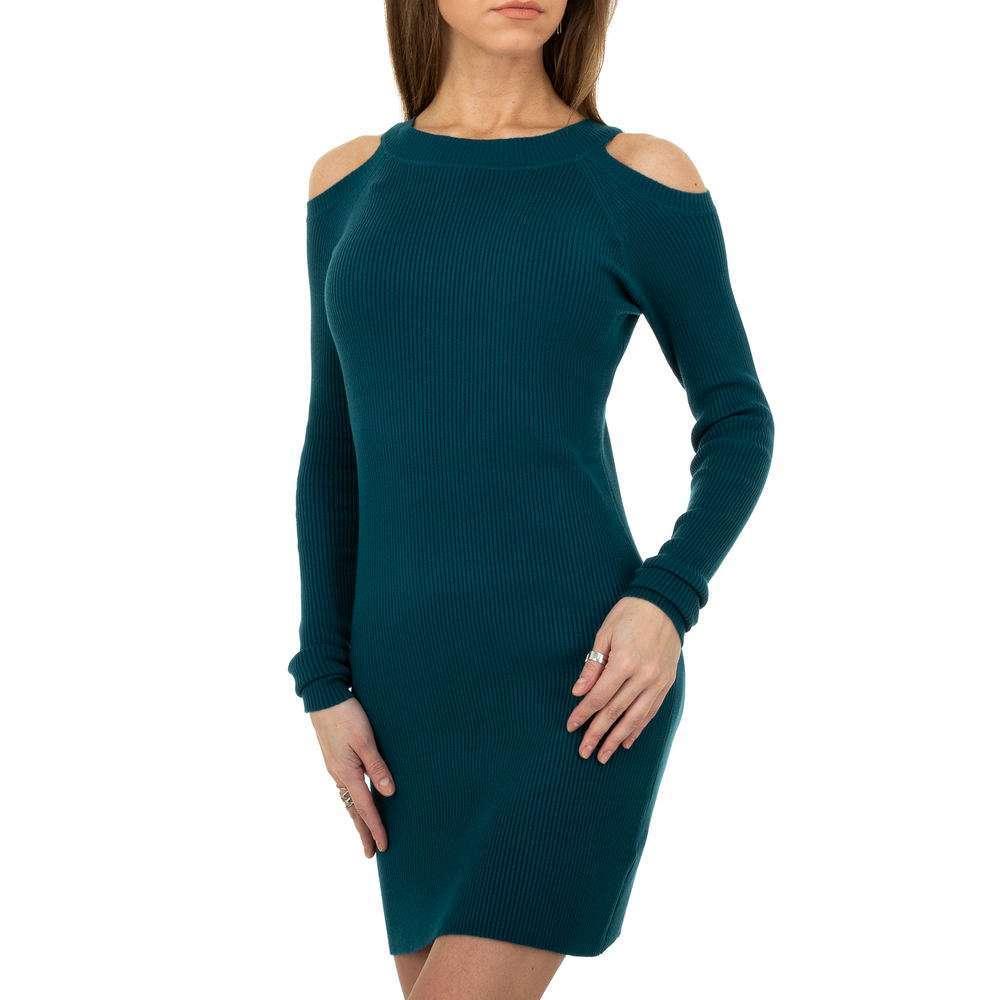 Rochie de damă Metrofive - verde