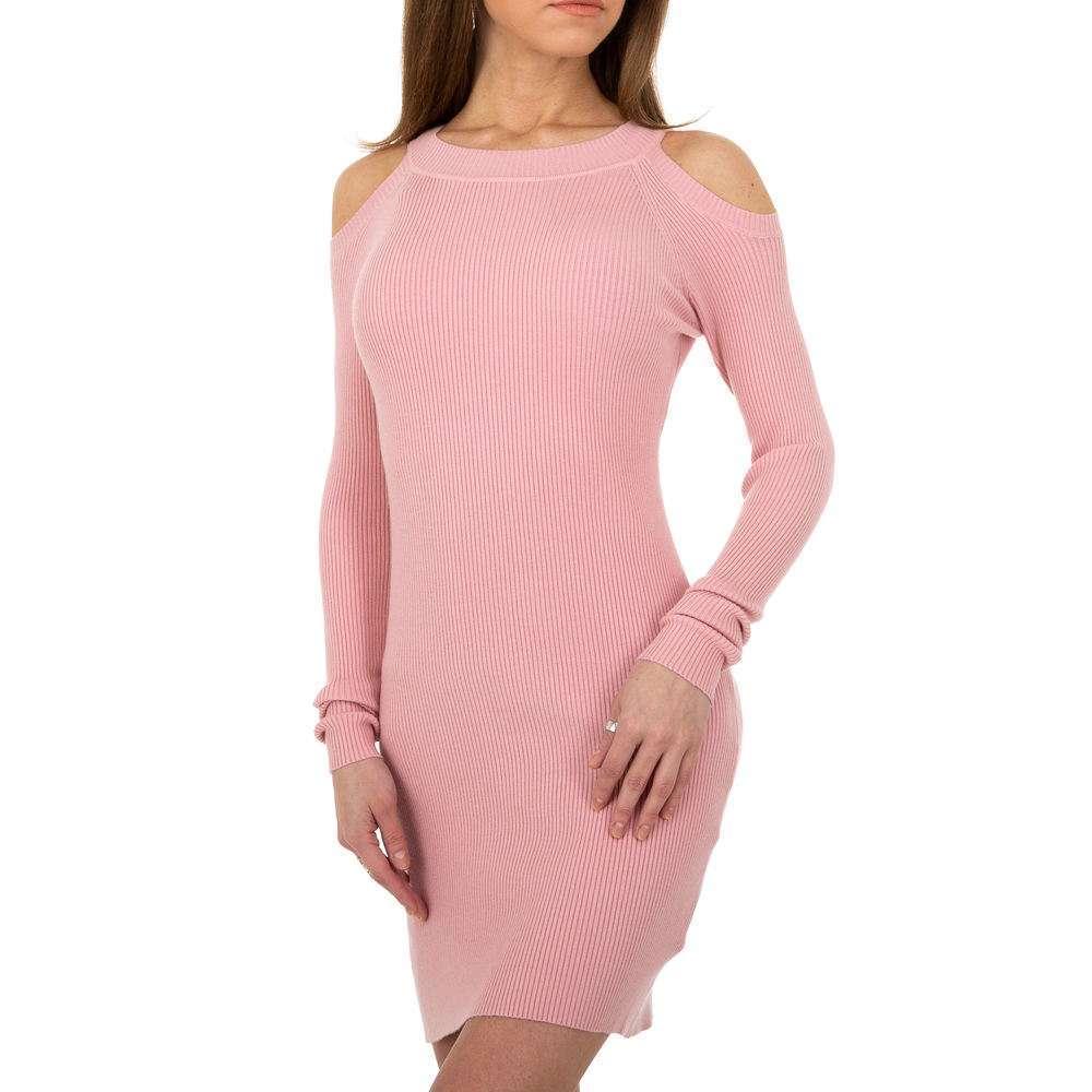 Rochie de damă Metrofive - trandafir