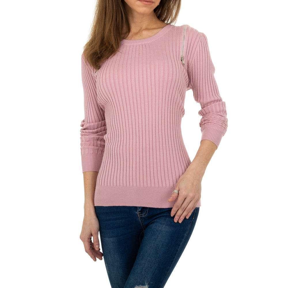 Pulover pentru femei de la Metrofive - trandafir - image 3